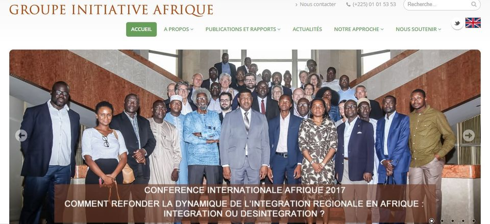Groupe Initiative Afrique